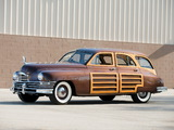 Packard Eight Station Sedan (2293) 1948 photos