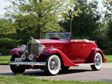 Photos of Packard Eight Coupe Roadster (609) 1933
