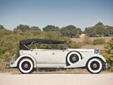 Photos of Packard Eight Dual Cowl Sport Phaeton (1101-721) 1934