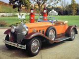 Pictures of Packard Eight Roadster 1931