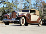Pictures of Packard Eight Convertible Victoria by Dietrich (1002-627) 1933