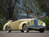 Pictures of Packard Eight Convertible Victoria by Darrin 1939