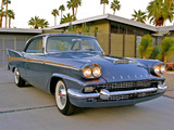 Pictures of Packard Hardtop Coupe (58L-J8) 1958