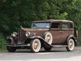 Images of Packard Light Eight Sedan (900-553) 1932