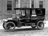 Packard Model 30 Limousine (UB) 1909 wallpapers