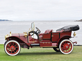 Packard Model 30 Touring (UC) 1910 photos