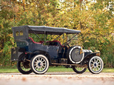 Packard Model 30 Touring 1908–12 photos