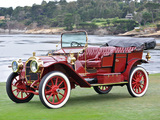 Pictures of Packard Model 30 Touring (UC) 1910