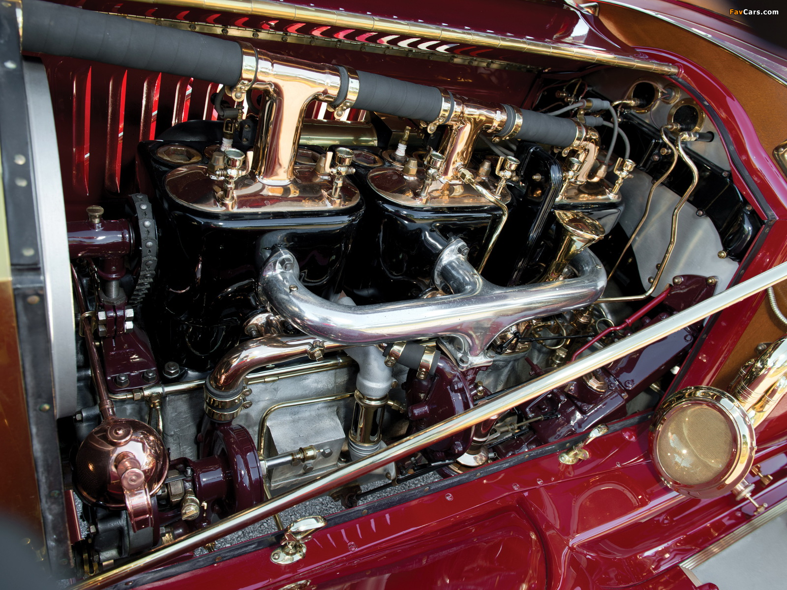 Images of Packard Six Runabout (1-38) 1913 (1600 x 1200)