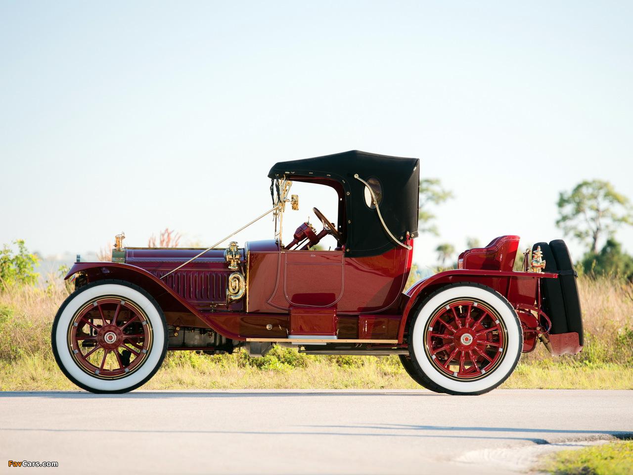 Packard Six Runabout (1-38) 1913 photos (1280 x 960)
