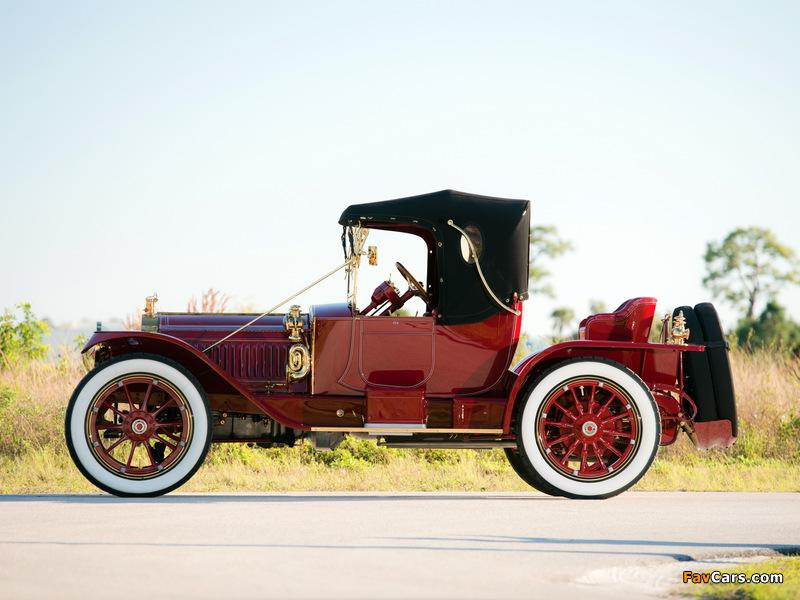 Packard Six Runabout (1-38) 1913 photos (800 x 600)