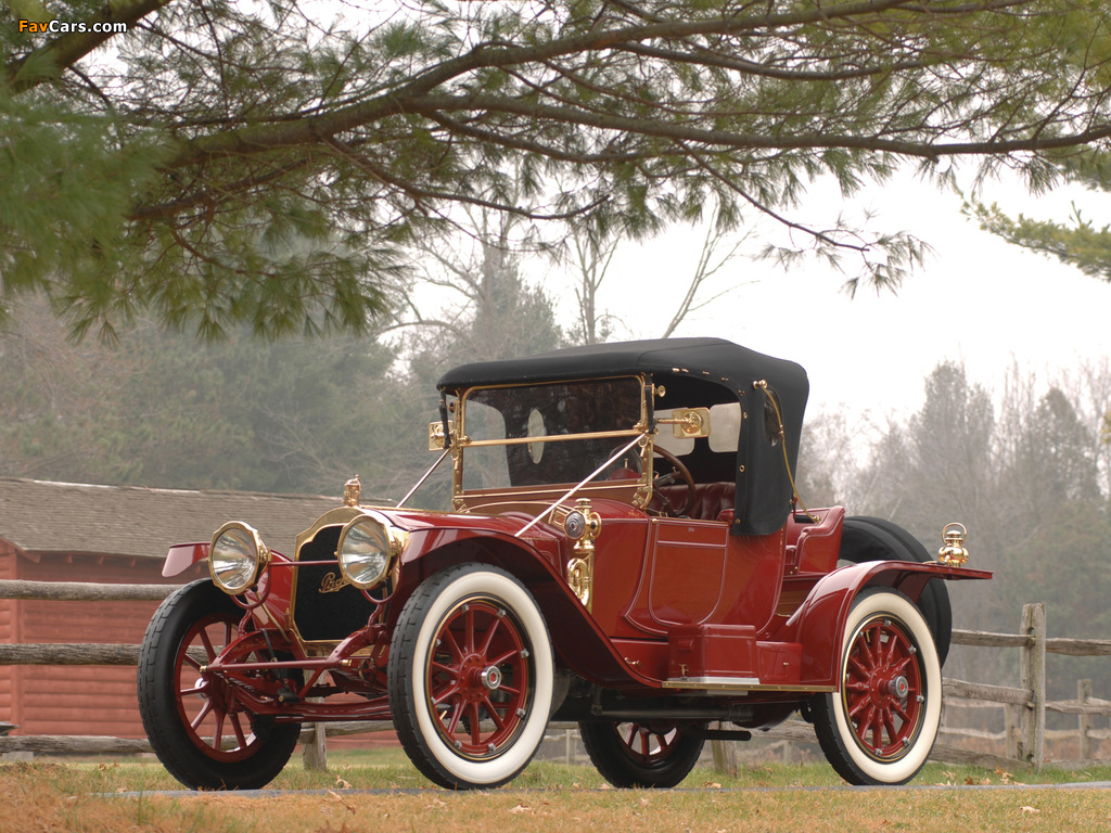 Packard Six Runabout (1-38) 1913 wallpapers (1024 x 768)