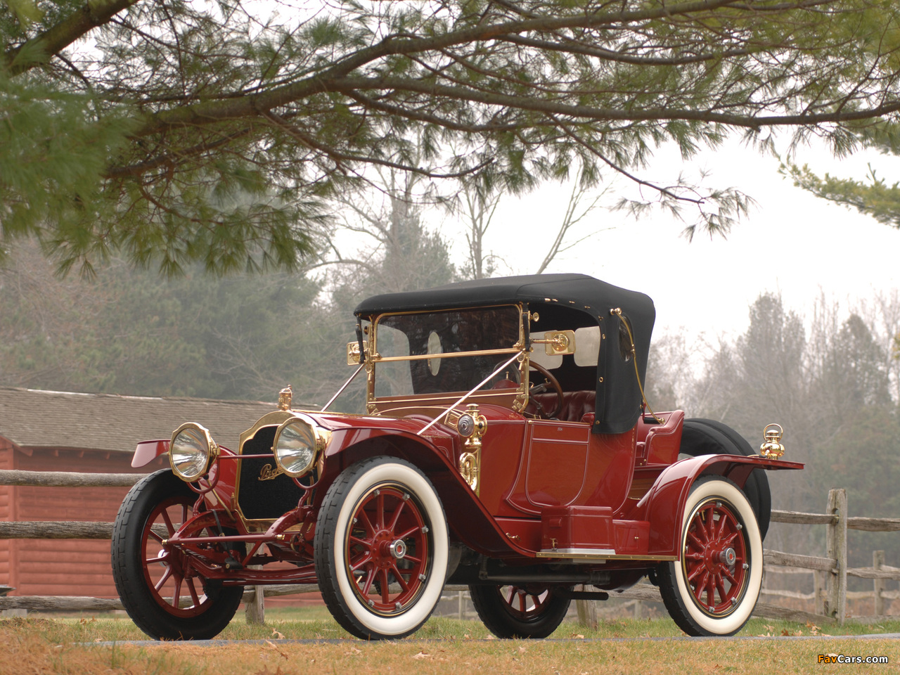 Packard Six Runabout (1-38) 1913 wallpapers (1280 x 960)