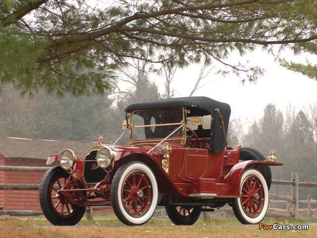 Packard Six Runabout (1-38) 1913 wallpapers (640 x 480)