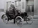 Packard Model C 1901 photos