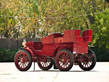 Packard Model F Rear-Entry Tonneau 1902 wallpapers
