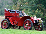 Photos of Packard Model F Runabout 1902–03