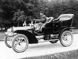 Pictures of Packard Model N Touring 1905