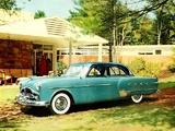 Packard Patrician 400 Sedan 1952 wallpapers