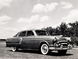 Packard Patrician Touring Sedan 1954 wallpapers
