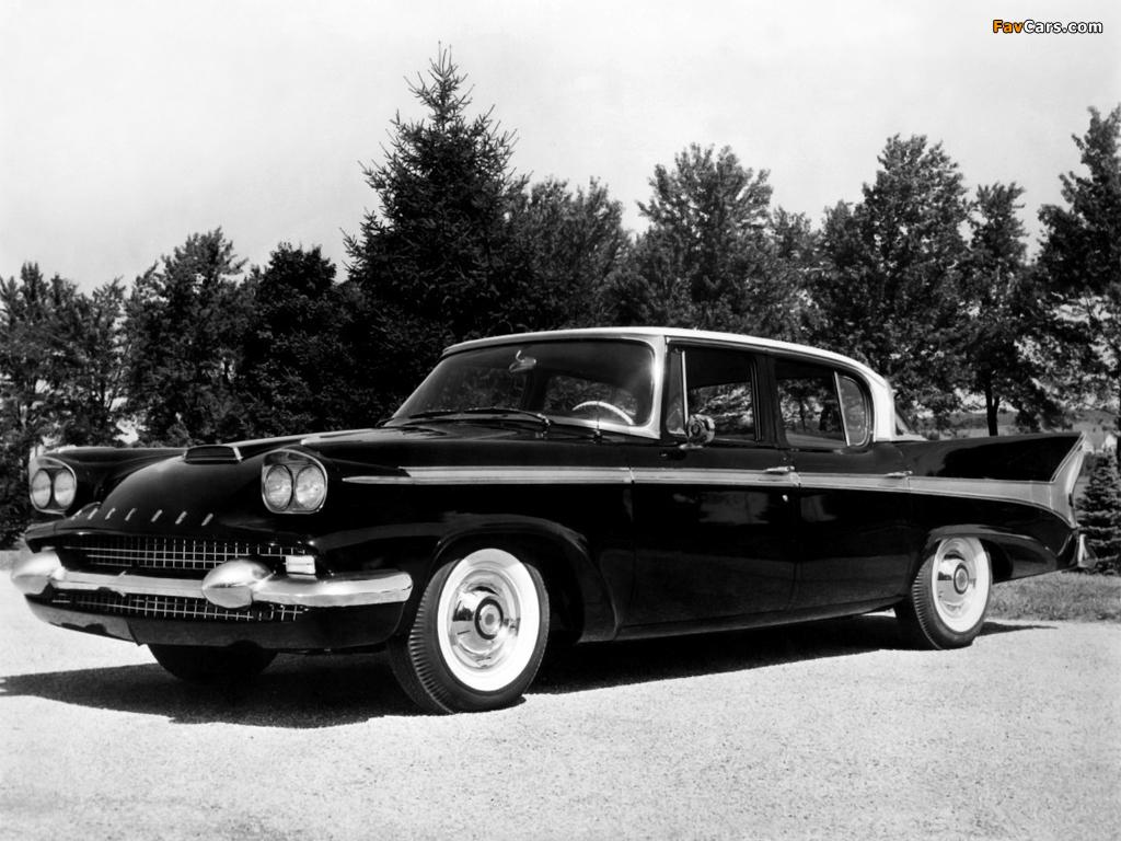Packard Sedan (58L-Y8) 1958 wallpapers (1024 x 768)