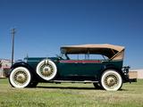 Packard Six Phaeton (426-301) 1927 photos