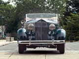 Pictures of Packard Six Convertible (115-C) 1937