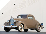 Pictures of Packard Six Coupe (433-307) 1937