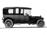 Packard Six Cab Side Limousine (4-48) 1914 wallpapers