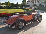 Packard Speedster Eight Boattail Roadster/Runabout (734-422/452) 1930 pictures