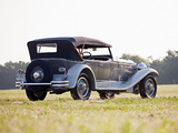 Photos of Packard Speedster Eight Phaeton (734-445) 1930