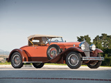 Pictures of Packard Speedster Eight Boattail Roadster/Runabout (734-422/452) 1930
