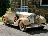 Images of Packard Standard Eight Coupe Roadster (1101) 1934