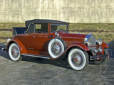 Packard Standard Eight Convertible Coupe (626-339) 1929 photos