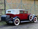 Packard Standard Eight Convertible Sedan (833-483) 1931 pictures