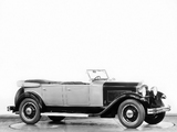 Packard Standard Eight Phaeton (833-461) 1931 pictures