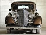 Packard Standard Eight Sedan (1101) 1934 wallpapers