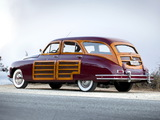 Packard Standard Eight Station Sedan (2201-2293) 1948 pictures