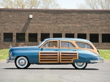 Packard Standard Eight Station Sedan (2301-2393) 1950 pictures