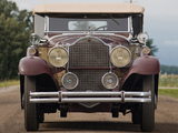 Pictures of Packard Standard Eight Sport Phaeton (833-481) 1931
