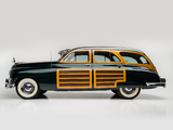 Pictures of Packard Standard Eight Station Sedan (2201-2293) 1948