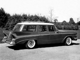 Photos of Packard Station Wagon (58L-P8) 1958