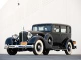 Images of Packard Super Eight Sedan (753) 1934