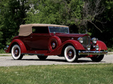 Images of Packard Super Eight Convertible Victoria (1104-767) 1934