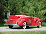 Images of Packard Super Eight Convertible Coupe (1604-1119) 1938