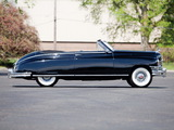 Images of Packard Super Eight Victoria Convertible (2232-2279) 1948