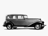 Packard Super Eight Sedan 1933 images