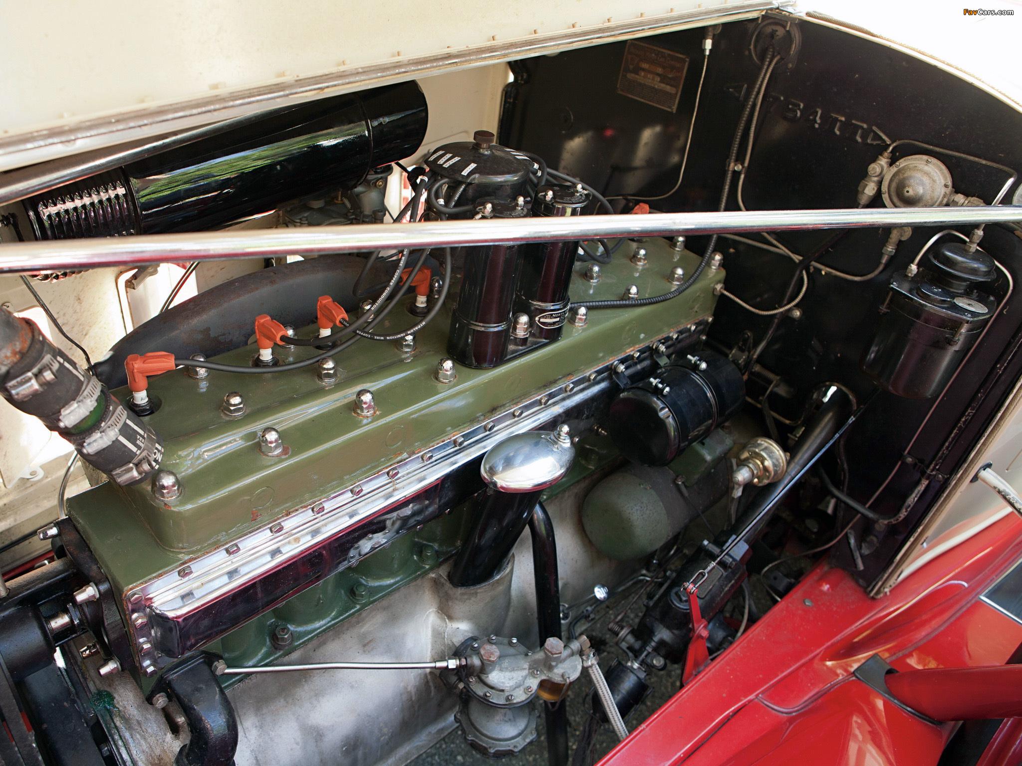 Packard Super Eight Touring (1004-650) 1933 photos (2048 x 1536)