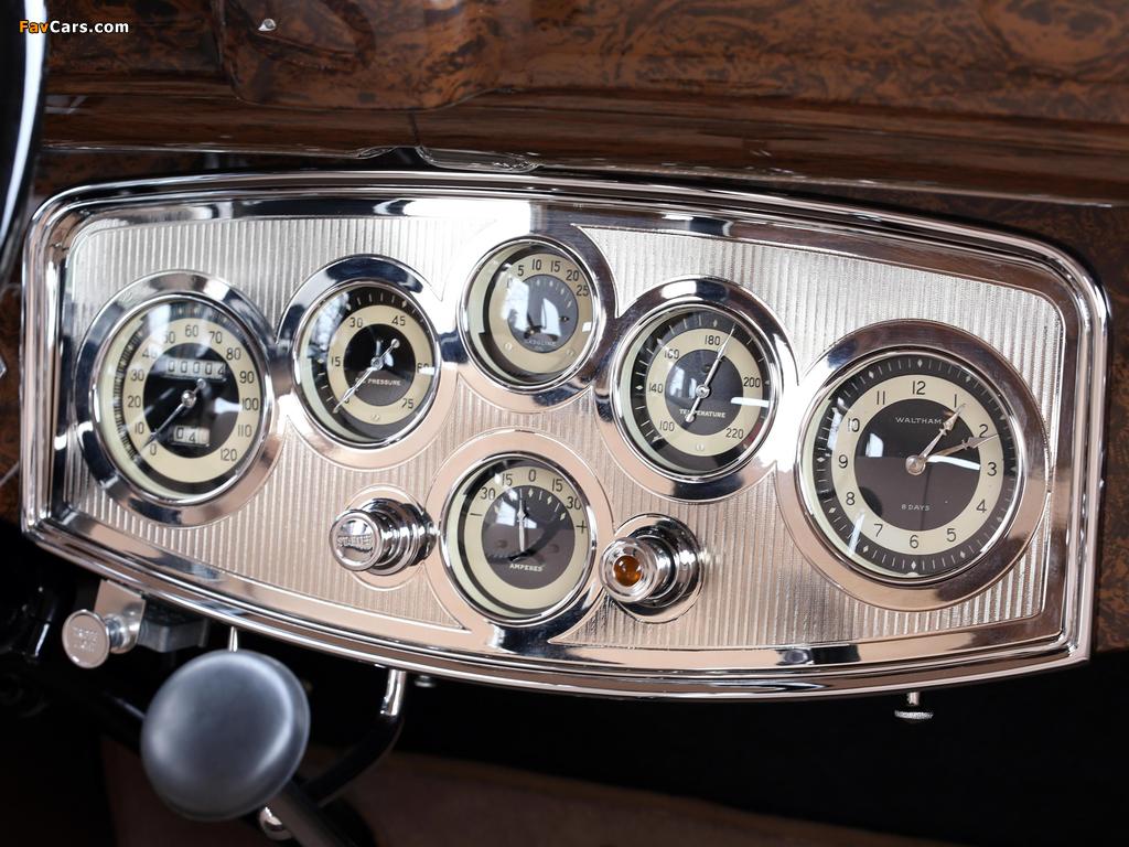 1933 Packard Super Eight 7-passenger Sedan (1004-654) 1933 pictures (1024 x 768)