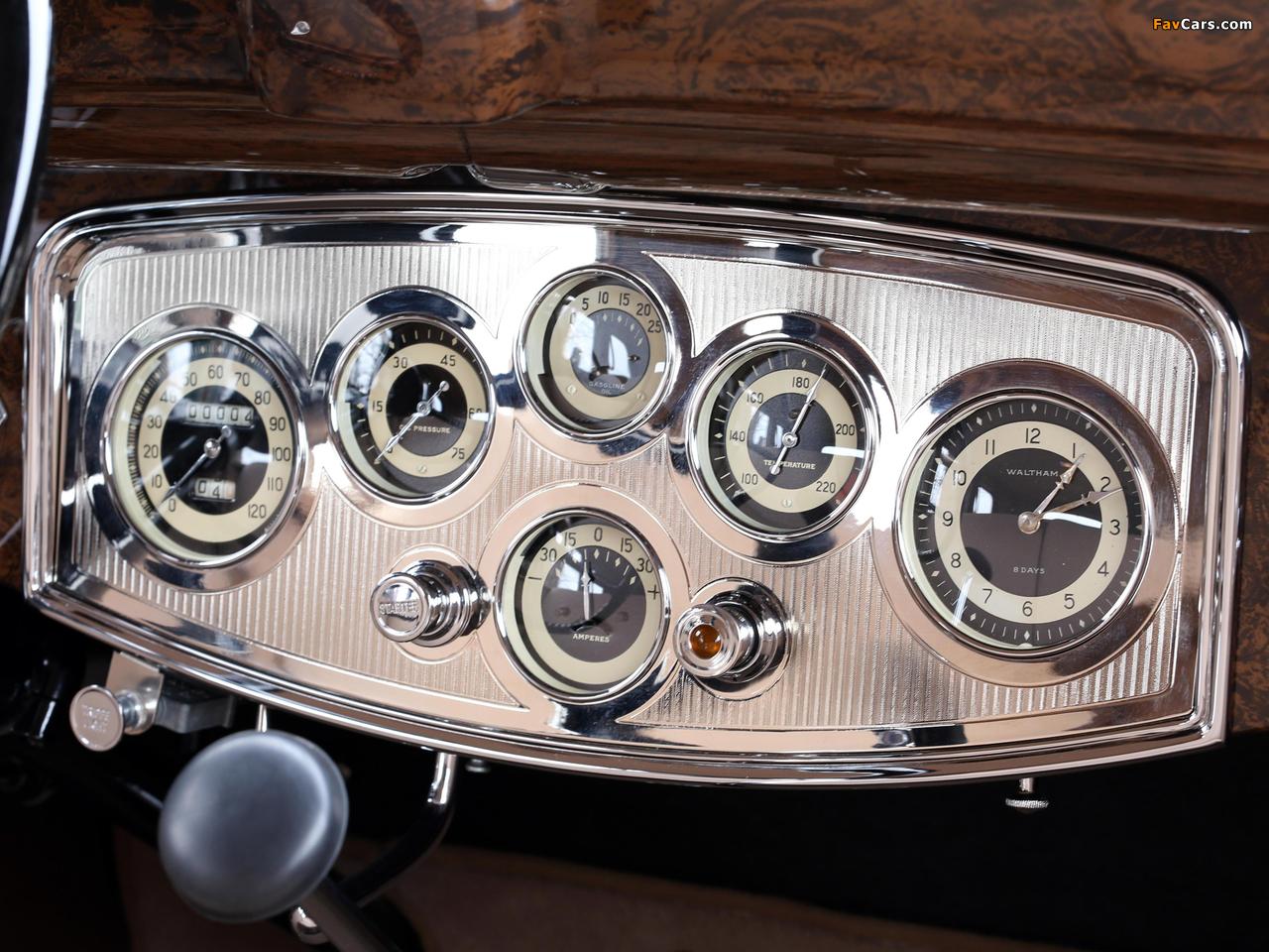 1933 Packard Super Eight 7-passenger Sedan (1004-654) 1933 pictures (1280 x 960)